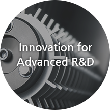 Innovation for Advanced R&D